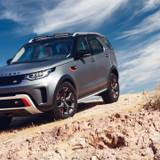 Land Rover Discovery SVX Wallpapers