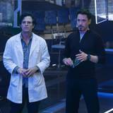 Tony Stark X Bruce Banner Wallpapers