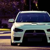 Mitsubishi Evo X Wallpaper