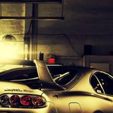 Toyota Supra Tuning Wallpaper Handy