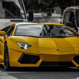 Yellow Lamborghini Wallpapers