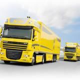 Yellow Trucks Wallpapers