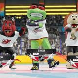 NHL Mascots Wallpapers
