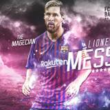 Messi 2018/19 Wallpapers