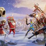 Fortnite Christmas Wallpapers