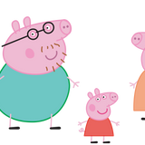Peppa Pig Family Wallpapers