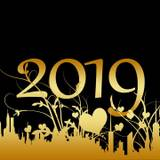 45 new year 2019 wallpapers