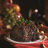 Christmas Plum Pudding Wallpapers