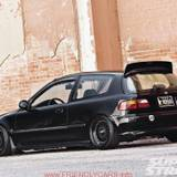 Honda Civic EG 1992 Wallpapers