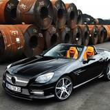 Mercedes SLK Wallpapers