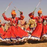 Jaisalmer Desert Festival Wallpapers