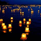 Floating Lanterns Festival Wallpapers