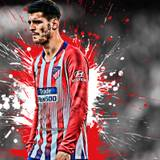 Morata Atlético Madrid Wallpapers