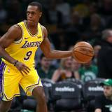 Rajon Rondo Lakers Wallpapers