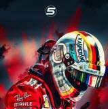 Sebastian Vettel Wallpapers