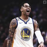 D'Angelo Russell Golden State Warriors Wallpapers