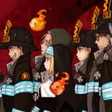 Fire Force HD Desktop Wallpapers