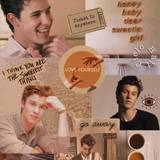 Shawn Mendes Collage Aesthetic Wallpapers