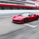 2021 Ferrari SF90 Stradale Wallpapers