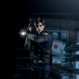 Leon Kennedy Resident Evil 2 Wallpapers