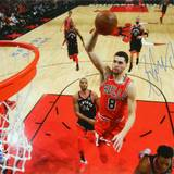 Zach LaVine Chicago Bulls Dunk Wallpapers