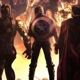 Captain America Iron Man Thor Wallpapers
