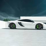 White McLarens Wallpapers