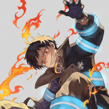 Fire Force Mobile Wallpapers