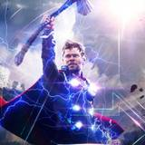 Avengers Thor HD Mobile Wallpapers