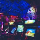Aesthetic HD Arcade Wallpapers