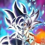 Goku Ultra Instinct Mobile Wallpapers