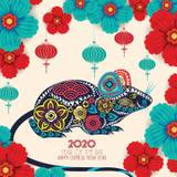 Chinese New Year 2020 Year Of The Rat Wallpapers