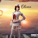 Olivia Free Fire Wallpapers
