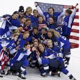 Women Hockey Wallpapers