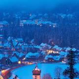 Hinterzarten Germany Winter Wallpapers