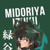 Izuku Midoriya Anime Wallpapers