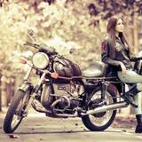 Cute Motorcycles Wallpapers