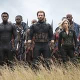 Avengers Infinity War Scene Wallpapers