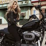 Motorcycle Desktop For Women Wallpapers