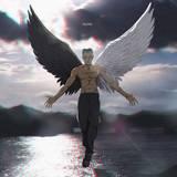 XXXTentacion Angel Wings Wallpapers