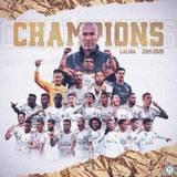 Real Madrid La Liga Champions 2020 Wallpapers