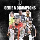 Juventus Serie A Champions 2020 Wallpapers
