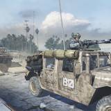Call Of Duty Humvees Wallpapers