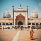 Mosque Delhi Wallpapers