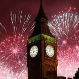 Big Ben Fireworks Wallpapers