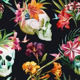 Tropical Skull Wallpapers