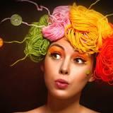 Cute Wigs Wallpapers