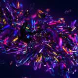 4k Rainbow Crystal Wallpapers