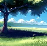 Tree Anime Wallpapers