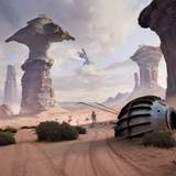 Star Wars Landscape Wallpapers